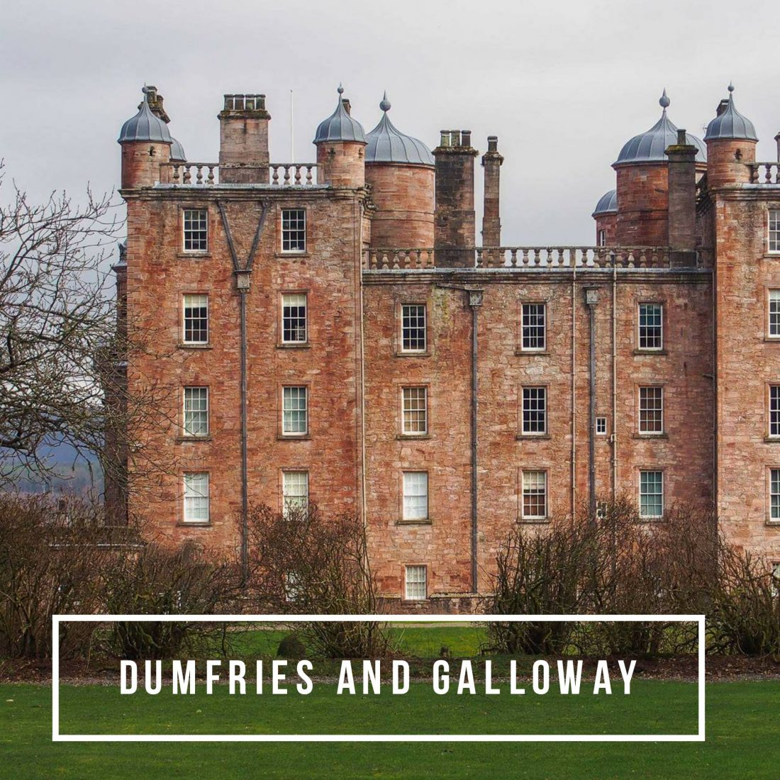 Dumfries and Galloway Travel Blog