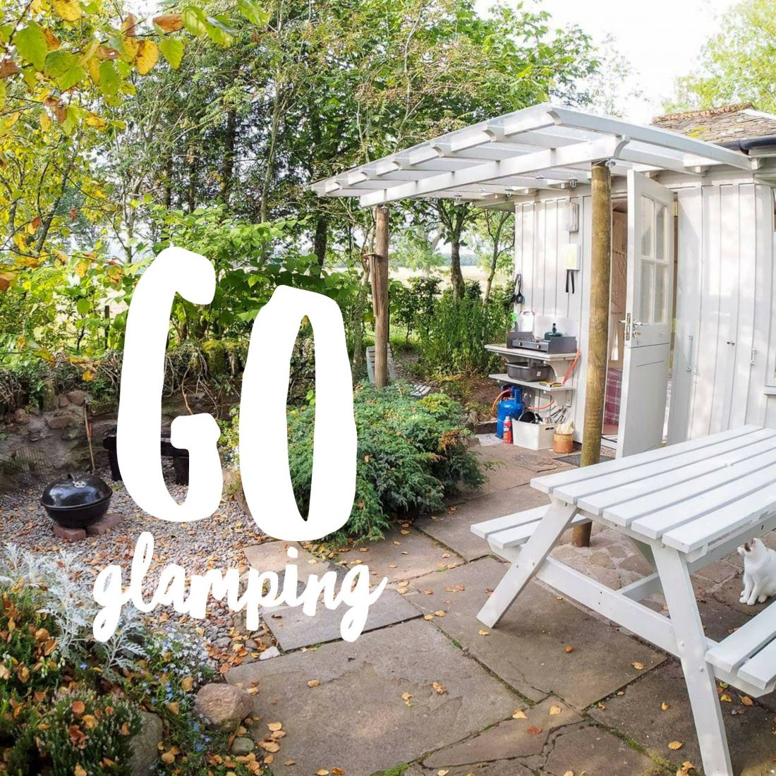 Glamping in Scotland