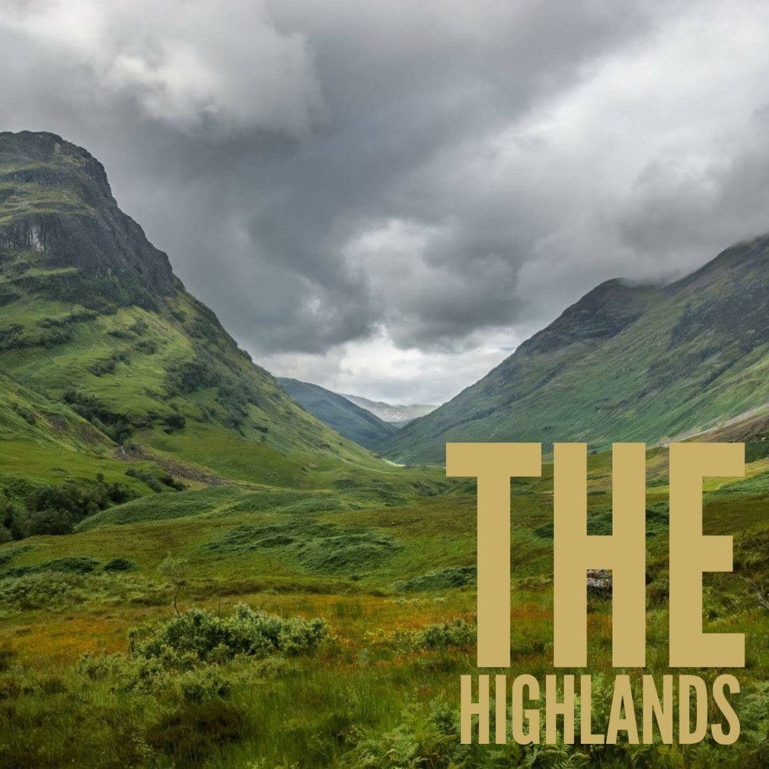 The Scottish Highlands Travel Blog