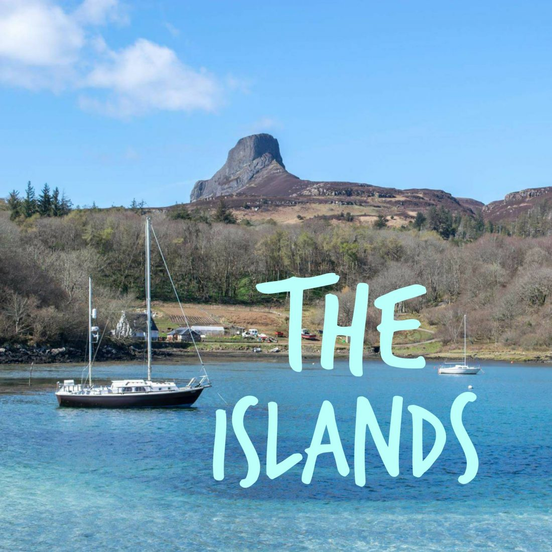 The Scottish Islands Travel Blog