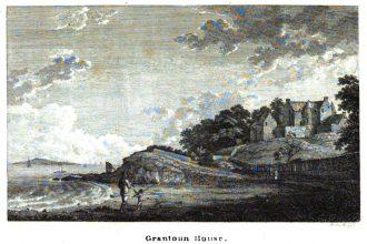 Granton Castle's Secret Walled Garden