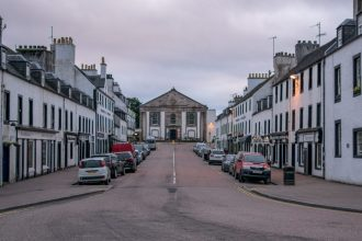 Scottish Town Archives | The Chaotic Scot