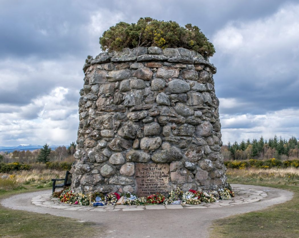 Outlander in Inverness: The Real Jacobite History & Ten Top